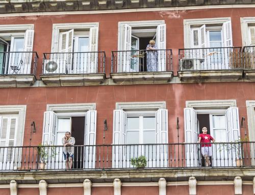 ¿Cuál es la normativa de instalación de aire acondicionado en una comunidad?